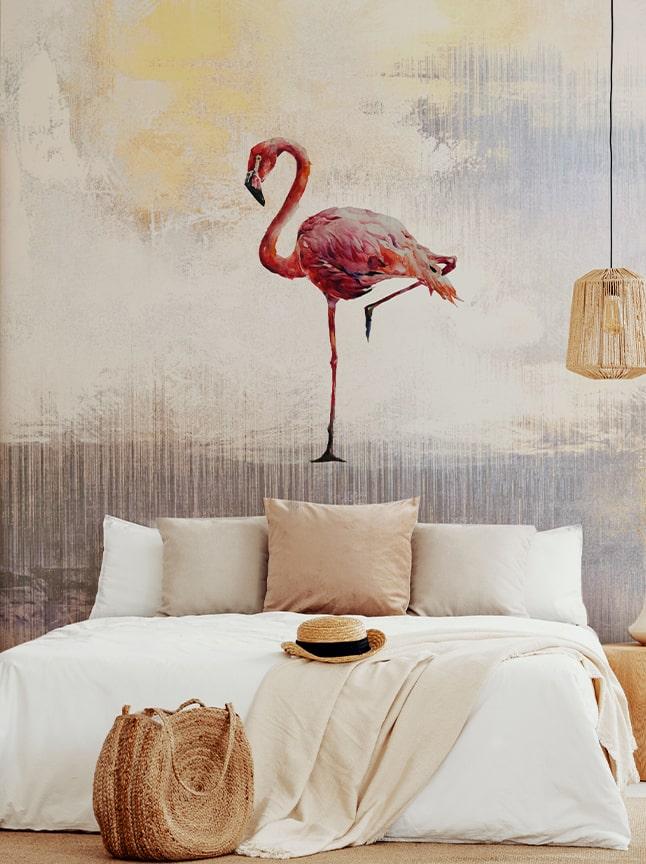 Wallcovering - lassen Sie Ihr eigenes Tapeten Design erstellen